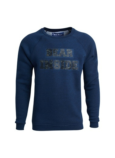 Bad Bear Sweatshirt Lacivert